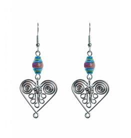 Earrings - Healing Hearts
