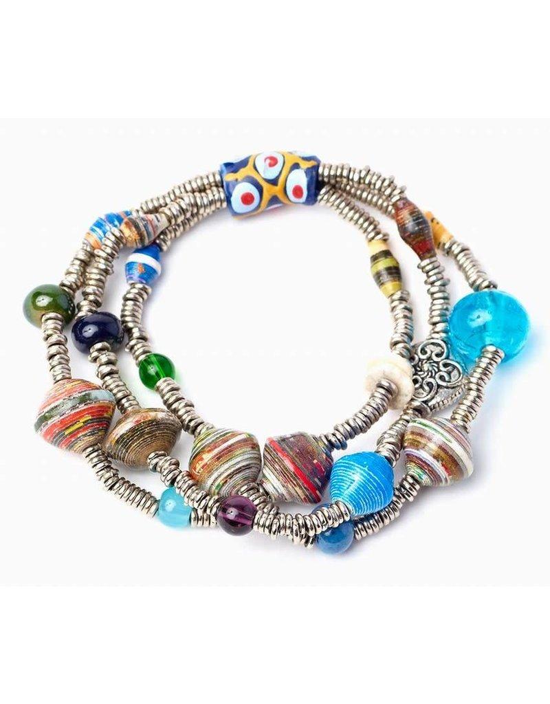 Bracelet Goddess 3 Strand