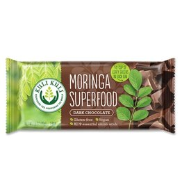 Moringa Superfood Bar, Dark Chocolate