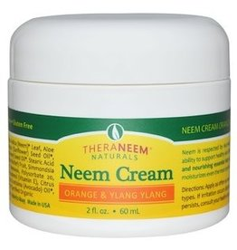 TheraNeem Neem Cream - Orange Ylang Ylang