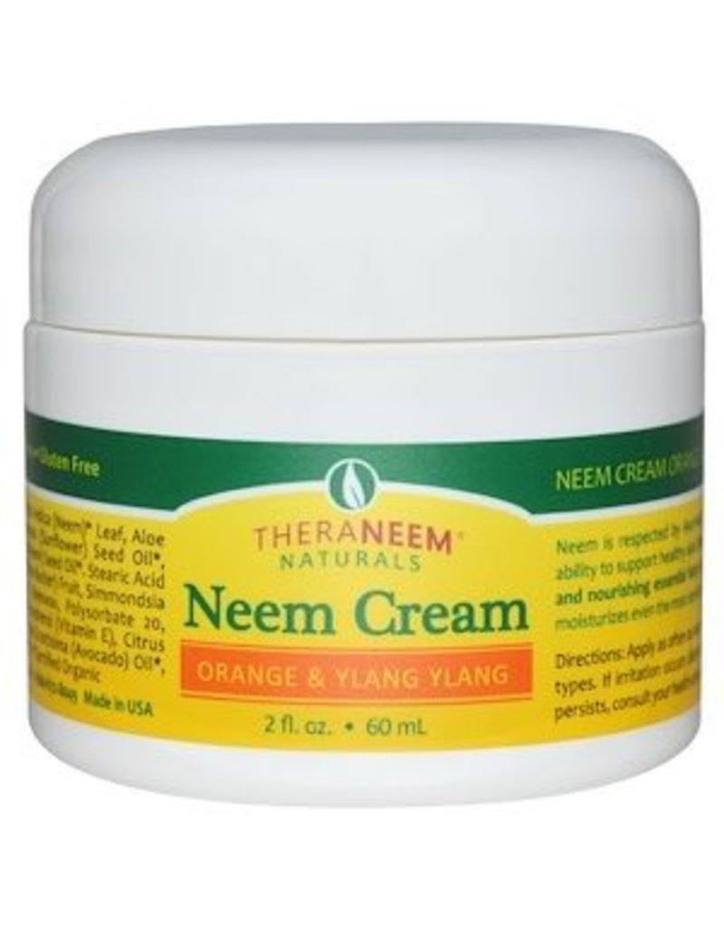 TheraNeem Neem Cream - Orange Ylang Ylang