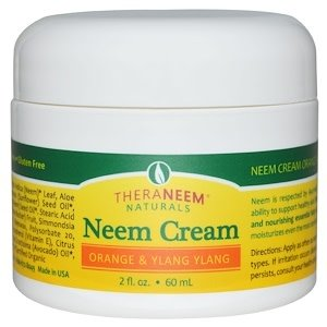 TheraNeem Neem Cream, Orange and Ylang Ylang