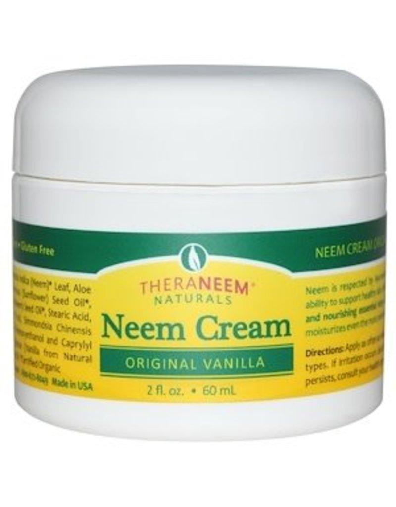 TheraNeem Neem Cream - Vanilla