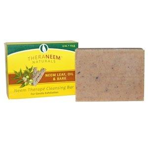 TheraNeem Neem Leaf, Oil & Bark Soap
