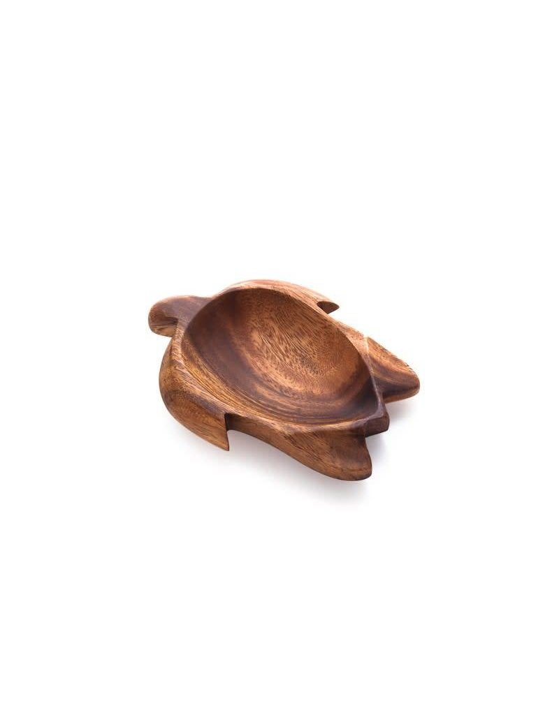 Bowl - Acacia Wood Turtle