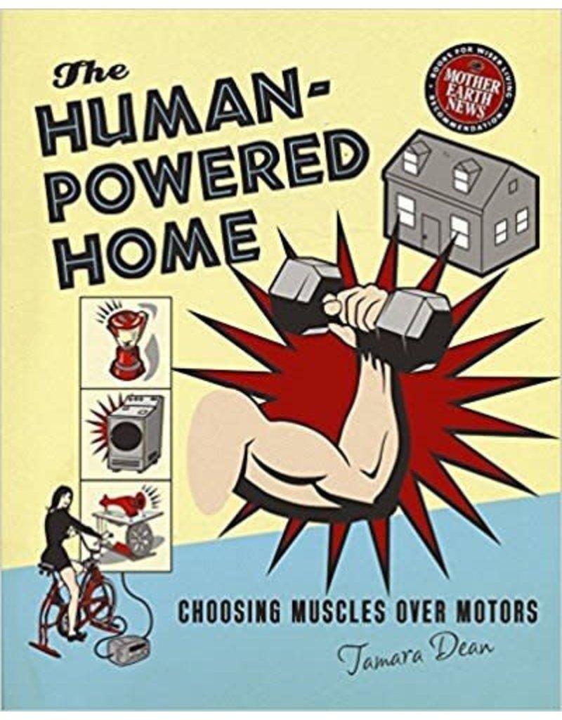 The Human Powered Home