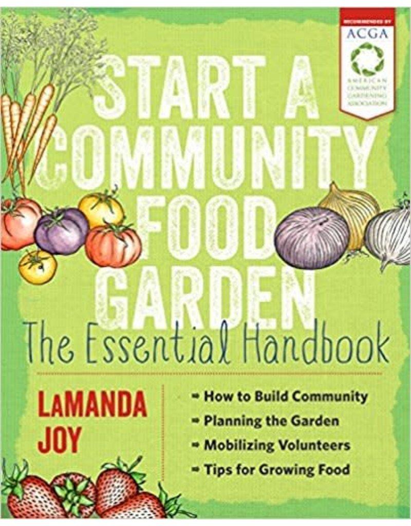 Start A Community Food Garden