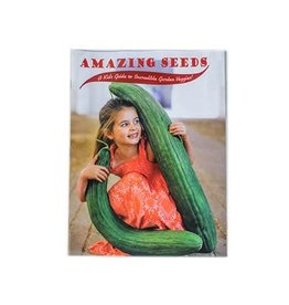 Baker Creek Seeds Amazing Seeds, Kid's Magazine