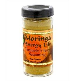 Moringa Turmeric 5 Spice