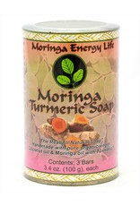 Moringa Turmeric Soap