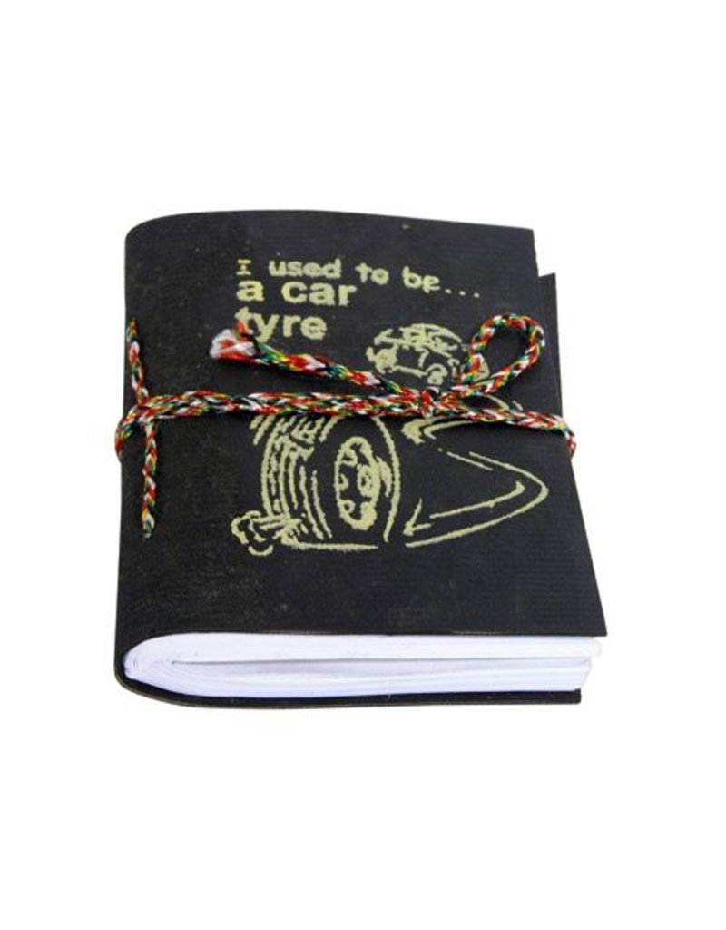 Journal - Recycled Tire Tube