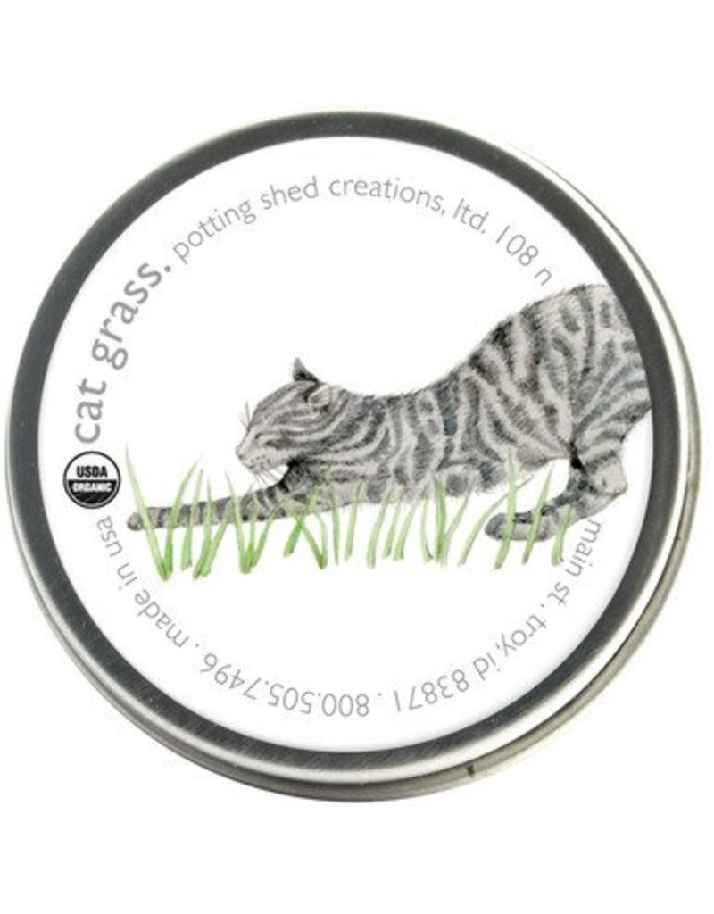 Garden Sprinkles - Cat Grass