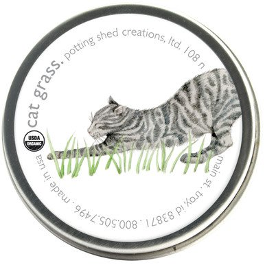Garden Sprinkles - Cat Grass
