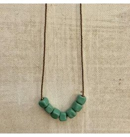Necklace - Happy Mint