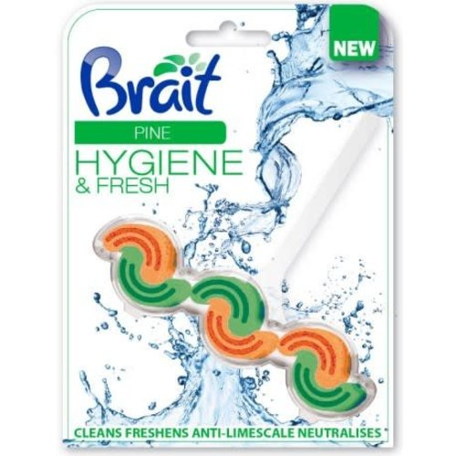 BRAIT Zawieszka Do Wc- Pine 45g