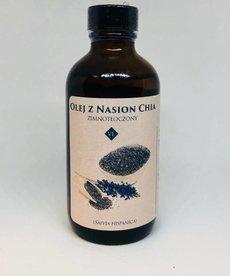 VENUS Olej z Nasion Chia Zimnotloczony  110ml