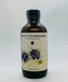 VENUS Olej z Czarnuszki Tłoczony na Zimno 110 ml