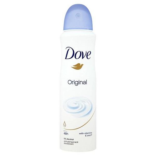 UNILEVER Dove Anti-perspirant 48h Orginal 150ml