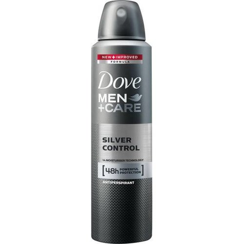 UNILEVER Dove  Men +Care Anti-perspirant 48h Silver Control 150ml