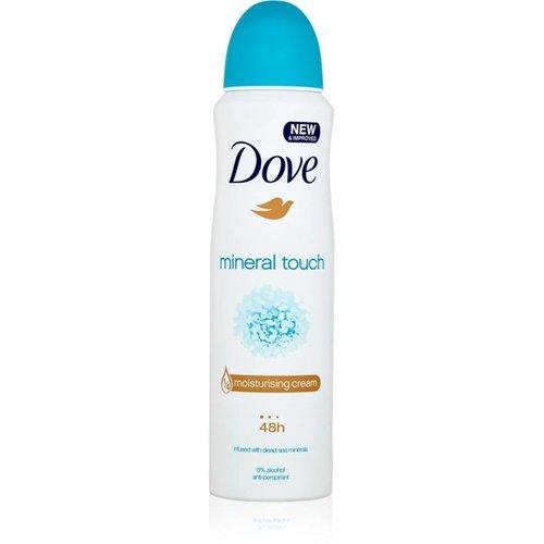 UNILEVER Dove Anti-perspirant Dla Kobiet Mineral Touch 150ml