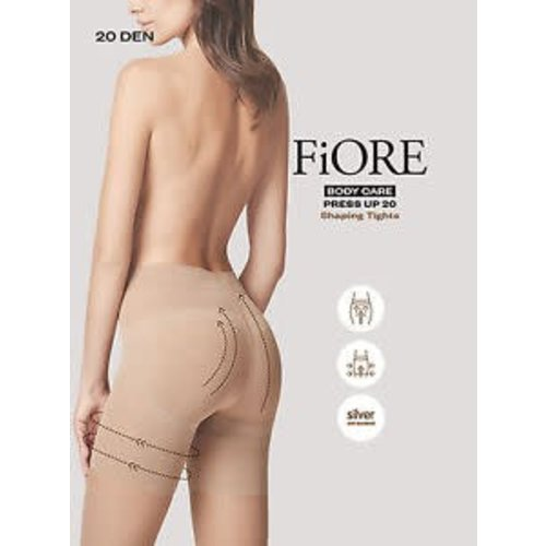 FIORE FIORE Body Care Press Up Rajstopy Wyszczuplajace 20 DEN