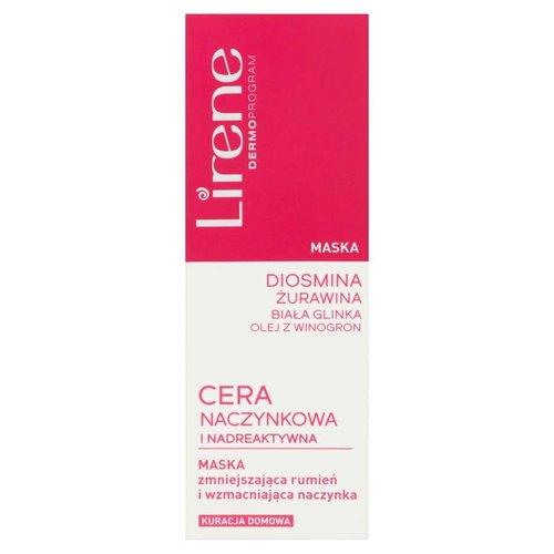 DR IRENA ERIS LIRENE- Cera Naczynkowa Maska Zmniejszajaca Rumien i Wzmacniajaca Naczynka 50ml