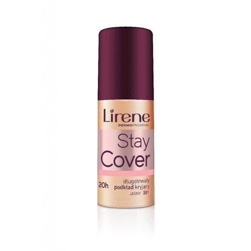 DR IRENA ERIS LIRENE Fluid Stay Cover 301 Jasny 30ml