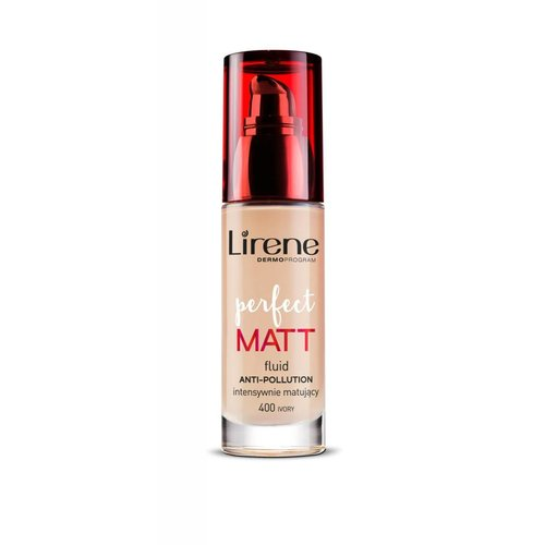 DR IRENA ERIS LIRENE- Fluid Perfect Matt 400 Ivory 30ml