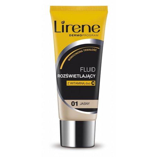DR IRENA ERIS LIRENE- Fluid Rozswietlajacy 01 Jasny 30ml