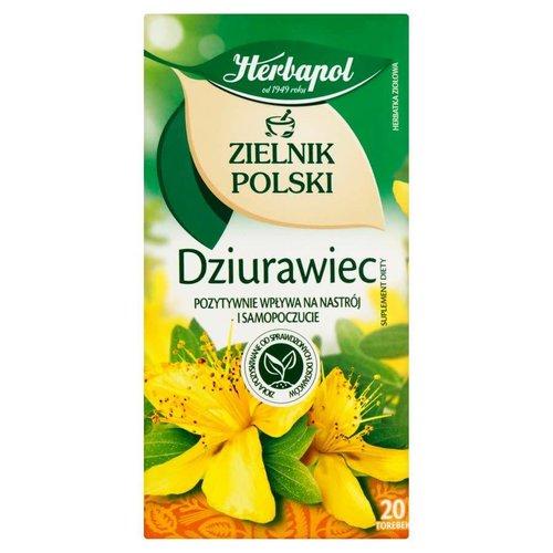 HERBAPOL Zielnik Polski Dziurawiec 20 sasz