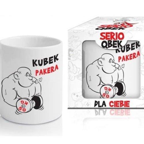 "BGTECH Serio Qbek ""Pakera"" 300ml"