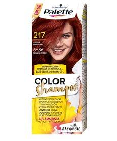 SCHWARZKOPF Palette Color Shampoo Szampon Koloryzujący Nr 217 Mahoń