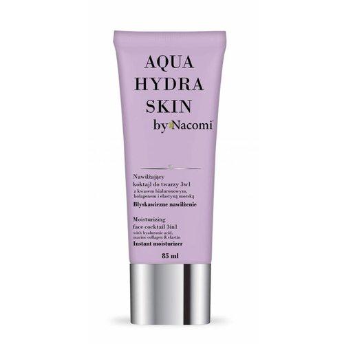 Nacomi Aqua Hydra Skin Nawilzajacy Koktajl Do Twarzy 3w1 85ml