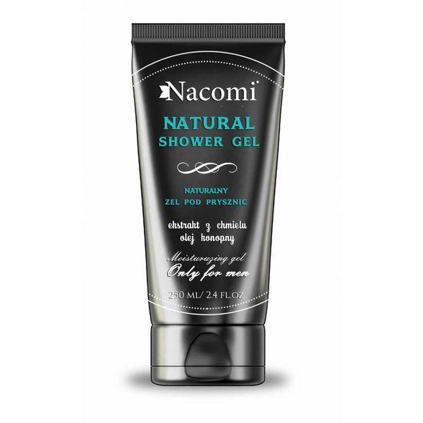 Nacomi Natural Shower Gel Only For Men 250ml