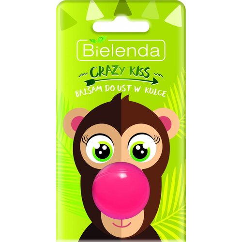 BIELENDA Crazy Kiss Balsam Do Ust w Kulce Melon 8,5g