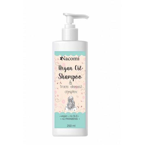 Nacomi Argan Oil Shampoo 250ml