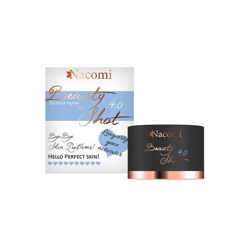 Nacomi Beauty Shot 4.0 Zastrzyk Piekna 40-50 lat 30ml