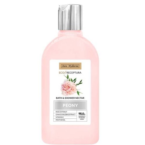 STARA MYDLARNIA Stara Mydlarnia Bath&Shower Nectar Peony 300ml