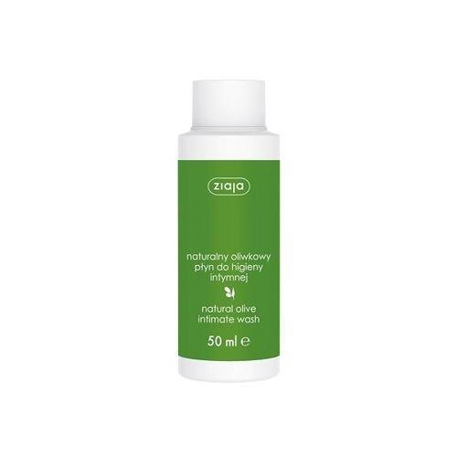 ZIAJA Naturalny Oliwkowy Plyn do Higieny Intymnej 50ml