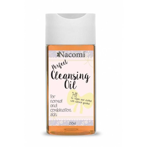 Nacomi Cleansing Oil For Normal And Combination Skin 150ml