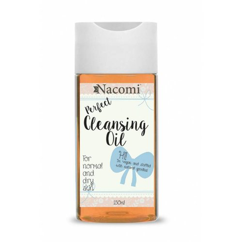 Nacomi Cleansing Oil For Normal And Dry Skin 150ml