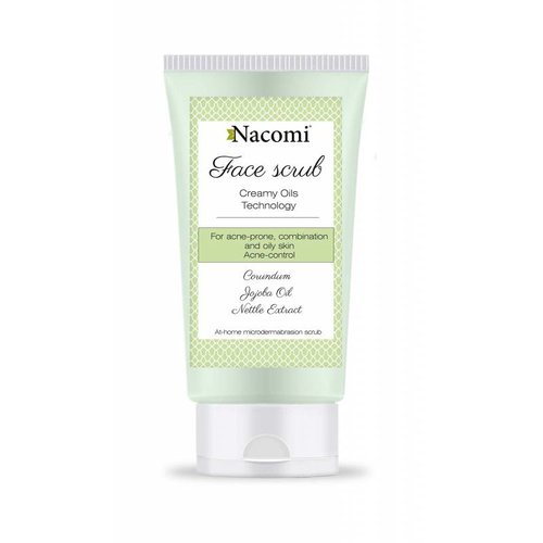 Nacomi Face Scrub Acne - Prone- Control 85ml