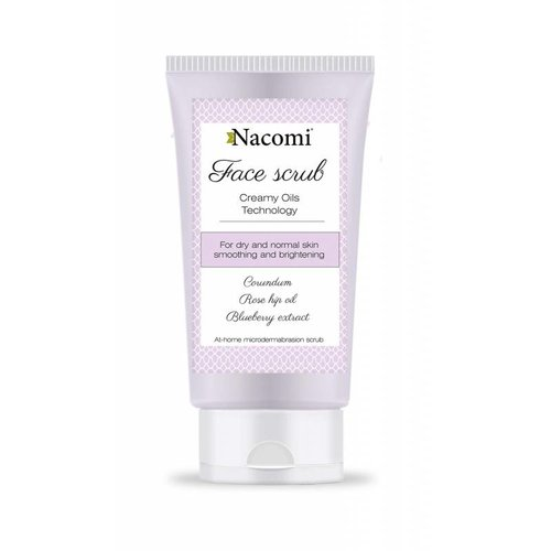 Nacomi Face Scrub Smoothing And Brightening 85ml