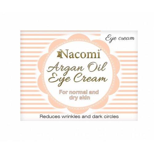 Nacomi Argan Oil Eye Cream 15ml