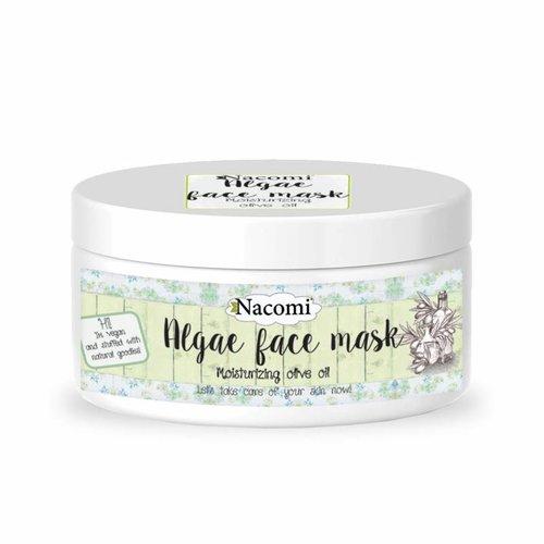 Nacomi Algae Face Mask Moisturizing Olive Oil Maska Algowa 42g