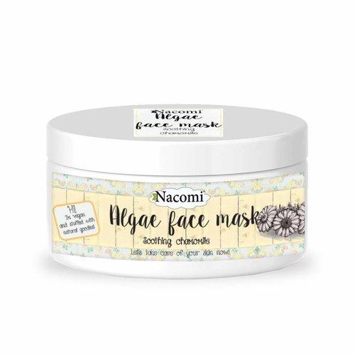 Nacomi Algae Face Mask Soothing Chamomile Maska Algowa 42g
