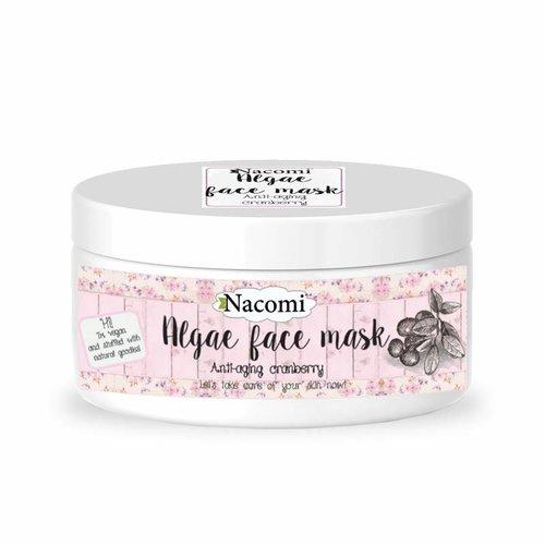 Nacomi Algae Face Mask Anti-Aging Cranberry Maska Algowa 42g