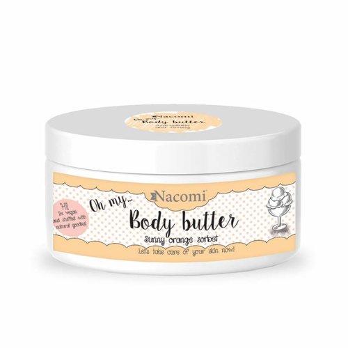 Nacomi Body Butter Sunny Orange Sorbet 100 ml
