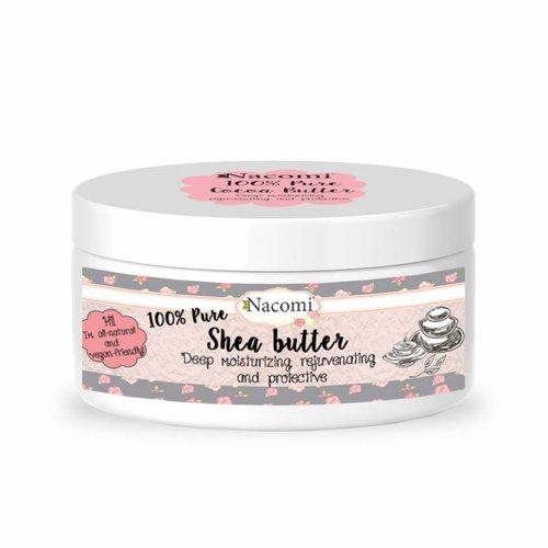 Nacomi 100% Pure Shea Butter 100 ml