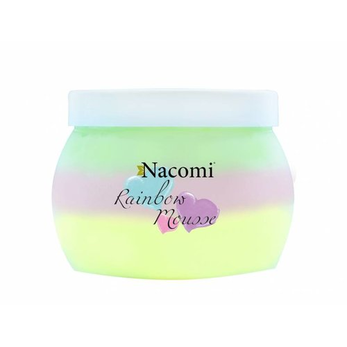 Nacomi Rainbow Mousse 200ml